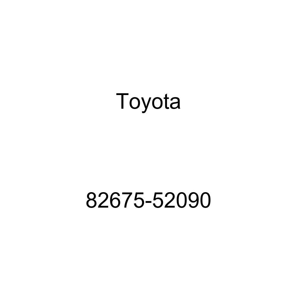 Toyota 82675-52090 Battery Negative Terminal
