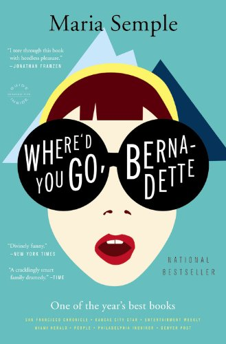 Image result for where'd you go book cover