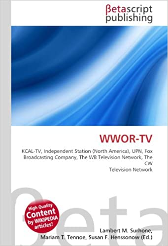 WWOR-TV: KCAL-TV, Independent Station North America , UPN, Fox ...