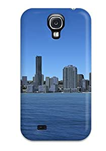 High-quality Durable Protection Case For Galaxy S4(miami City )