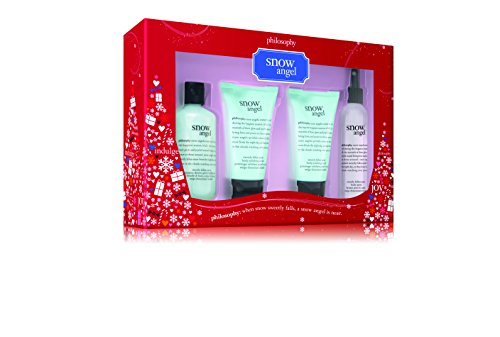 (Philosophy Snow Angel 4 Piece Set)