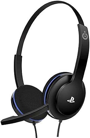 Bigben Interactive - Headset Auricular Licenciado Sony (PlayStation 4): Amazon.es: Videojuegos