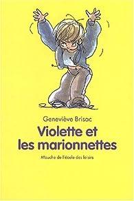 Violette et les marionnettes par Geneviève Brisac