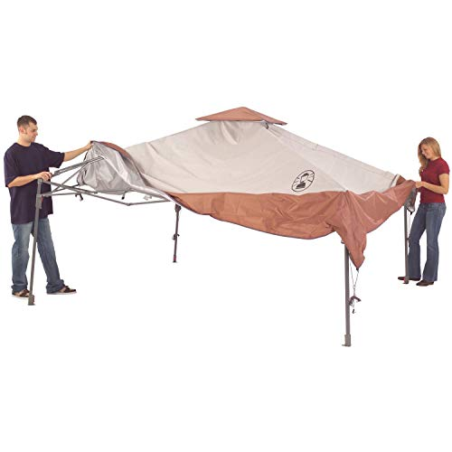 Coleman Canopy Tent and 13 13