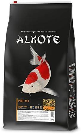 Allco - AL-KO-TE Profi-Mix - Nourriture pour poisson - Granulés 6mm - 1 x 7.5 kg