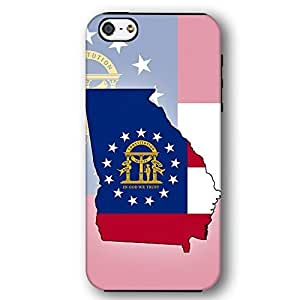 Georgia USA State Flag For SamSung Galaxy S4 Mini Case Cover Armor Phone Case