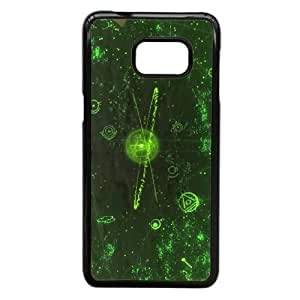 Wnosm Unique Phone Cases Samsung Galaxy Note 5 Edge Cell Phone Case Black Treasure Planet Plastic Durable Cover