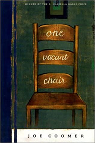 book cover of One Vacant Chair