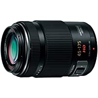Panasonic LUMIX G X VARIO PZ 45-175mm/F4.0-5.6 ASPH./POWER O.I.S. | H-PS45175 Black - International Version (No Warranty)