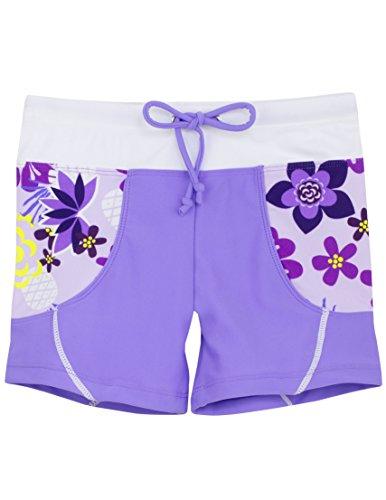 Tuga Girls Swim Short (UPF 50+), Agata, 4/5 yrs