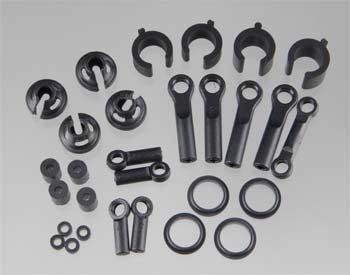 HPI Racing 82011 Shock End/Rod End Parts