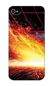 Case For Iphone 6 plus 5.5 Tpu Phone Case Cover(fire) For Thanksgiving Day's Gift