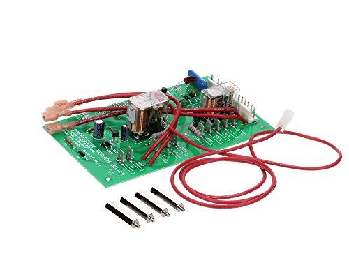 Hussmann 0323098 Branch Compressor Board