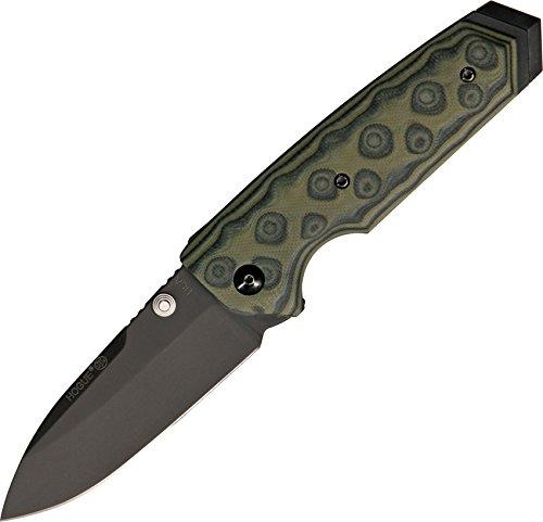 Hogue EX-02 3.375″ Folder Spear Point Blade Knife