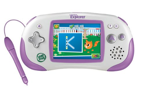 LeapFrog Leapster Explorer Learning Game System, Purple by LeapFrog (Image #5)