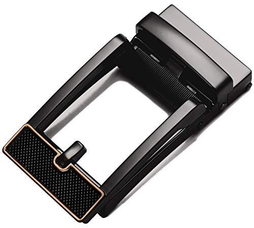 "CHAOREN Ratchet Belt Buckle Only for Belt Strap 1 3/8"", Automatic Slide Click Buckle 40mm"