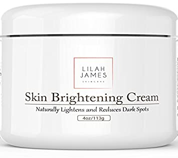 Lilah James Skincare Lilah James Skin Brightening Cream 4oz