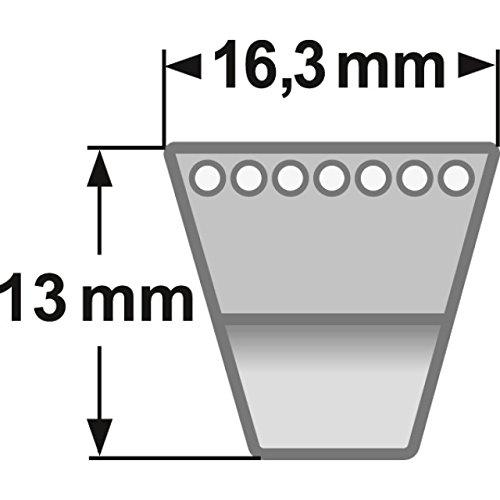 Keilriemen XPB 1250 Lw ConCar