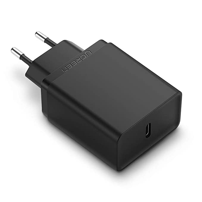 11 opinioni per UGREEN Caricatore USB C Power Delivery 2.0 18W QC 3.0 FCP Caricabatterie USB per