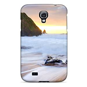Dsorothymkuz Premium Protective Hard Case For Galaxy S4- Nice Design - Hope Cove Engl