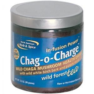ChagaSyrup North American Herb & Spice 8 oz (Chaga Syrup)