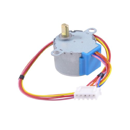 SMAKN 28BYJ-48-5V 4 Phase 5 Wire DC 5V Gear Step Stepper Motor
