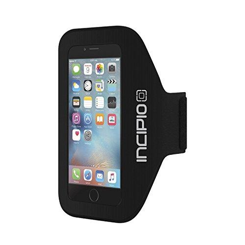 iPhone 6S Armband, Incipio [Performance][Comfortable] Exercise Armband fits both Apple iPhone 6, (Performance Armband)