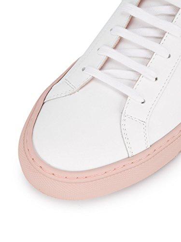 Projets Communs Femmes 38350600 Baskets En Cuir Blanc