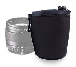 Duragadget - Funda para lentes de cámara Fujifilm Fujinon XF de 55 a 200 mm F3.5-4.8 R LM OIS y XC de 50 a 230 mm F4.5-6.7 OIS