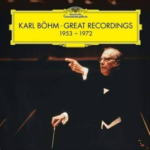 Price comparison product image Karl Böhm: Great Recordings 1953-1972