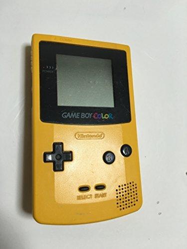 Game Boy Colo R Console In