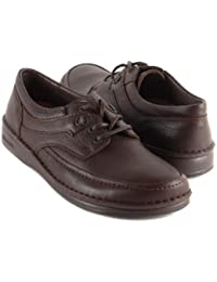Footprints By Birkenstock Baltimore Leather Lace up Shoe