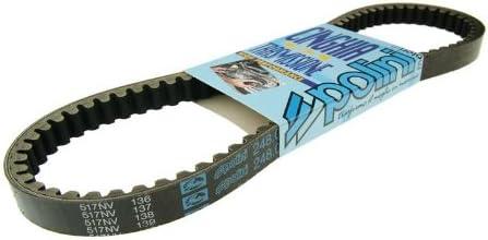 Sanyang Keilriemen Polini Speed Belt f/ür SYM Fiddle 1 50 2T AC 03-08 FA05U