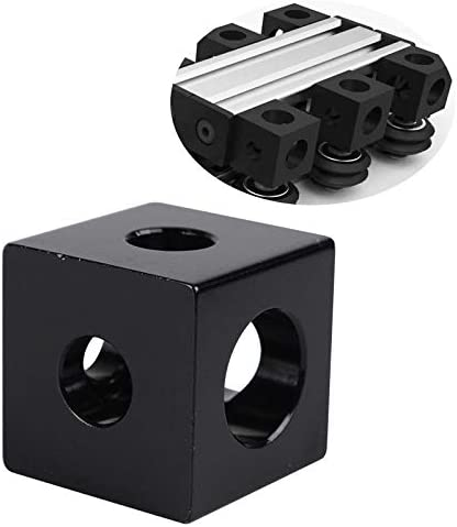 XuBa Impresora 3D V-SL-OT Tres Esquinas Cubo Prisma Conector ...