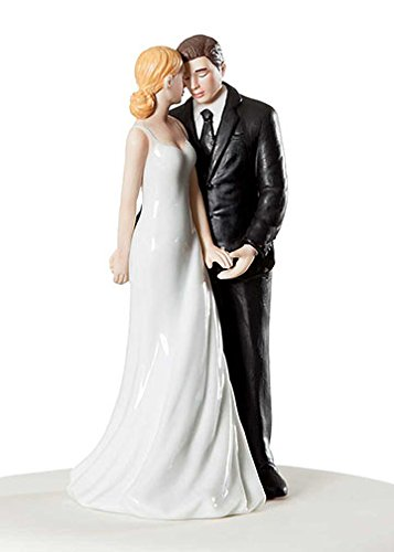 Wedding Collectibles ''Wedding Bliss'' Cake Topper Figurine