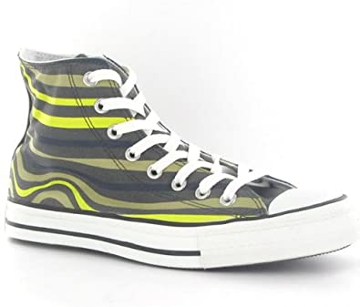 76a2d49effc Converse Ct All Star Funky Hi Green Mens Trainers Size 9.5  Amazon ...