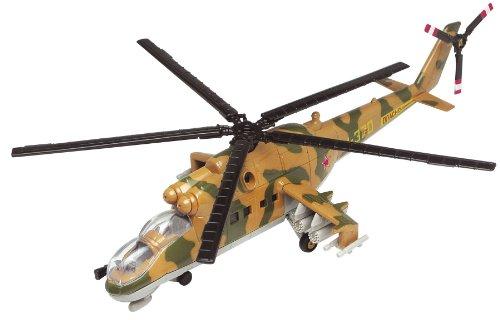 Motor Max 1:60 Plane Mil Mi-24 Hind Diecast ()