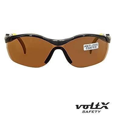 3405baa3d7 Lentes UV Clase 1 voltX GT Gafas de seguridad de lectura bifocales  adjustables con estuche Revestimiento ...