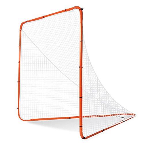 Champro Recreation Lacrosse Goal (Orange, Medium) by CHAMPRO