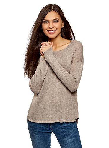 Coupe Femme oodji Pull Ultra Ample qSnwB