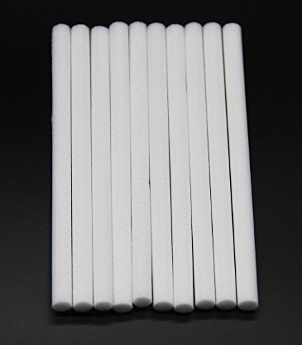 Humidifier Sticks Cotton Filter Sticks Refill Sticks Filter Replacement Wicks for Portable Personal USB Powered Humidifier 7135mm (10pcs) RipaFire