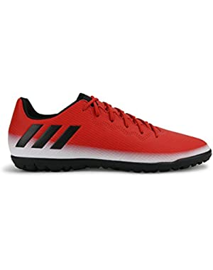 Kids Messi 16.3 Turf Soccer Shoes Red/Core Black/White Soccer Shoes