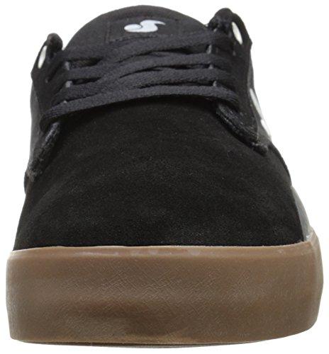 Suede Gum Shoe Black Skateboarding 14 Daewon Men's DVS zqR0SS