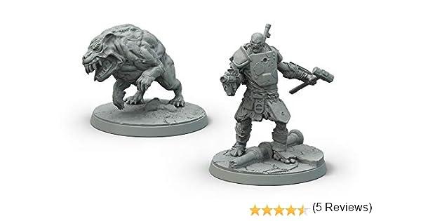 Modiphius Entertainment Fallout: Wasteland Warfare- Super Mutants - Hammer: Amazon.es: Juguetes y juegos