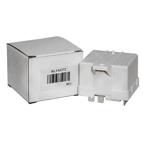 Relais-Wasserstand-Kontrollrelais f/ür Fl/üssigkeitsstand GRL8-02 10 A AC//DC 24 V-240 V