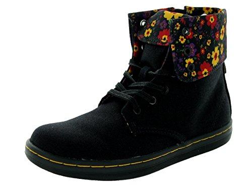 Dr. Martens Girl's Clover SR Black Boot 3 M UK, 4M