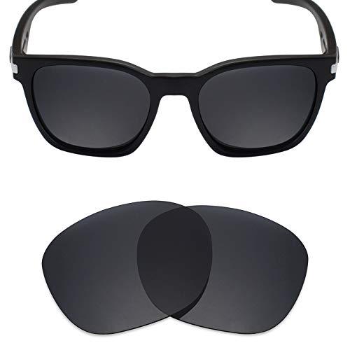 (Mryok Polarized Replacement Lenses for Oakley Garage Rock - Stealth Black )