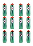 Set of 12 32 oz. Gatorade 'G' Squeeze Bottles