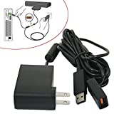 VSEER Kinect USB AC Adapter Power Supply Cable Cord