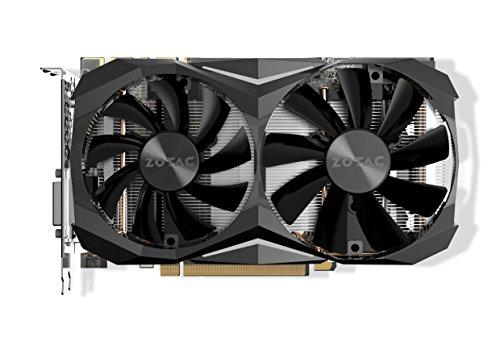 ZOTAC NVIDIA GeForce GTX 1080 Ti Mini 11GB GDDR5X DVI/HDMI/3DisplayPort PCI-Express Video Card by ZOTAC (Image #1)